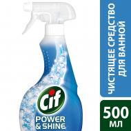 Миючий засіб Cif для чищення ванної кімнати Power & Shine 0,5 л