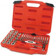 Набір мітчиків та плашок Toptul М3 - М12 40 шт. JGAI4001