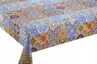 Клейонка на стіл Плитка 140х50х0,17 мм