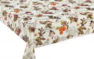 Клейонка на стіл з підкладкою Ягоди 140х50х0,17 мм 8732