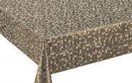 Клейонка на стіл 140х20х0,18 мм HD5044 golden