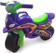 Мотоцикл Doloni фіолетово-зелений 0139/6