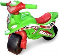 Мотоцикл Doloni зелено-красный 0139/5