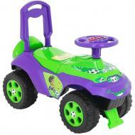 Машинка Doloni Toys сине-зеленая 0141/02
