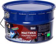 Мастика бітумно-полімерна BITAREL Покрівельна 5 кг 5 л
