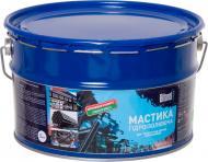 Мастика бітумно-полімерна BITAREL Гідроізоляційна 5 кг 5 л