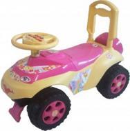Машинка Doloni розово-бежевая 0142/R/07