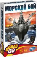 Игра дорожная Hasbro Морской бой B0995