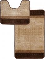 Набір килимків Palais Silver 20170851 коричневий