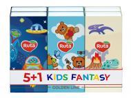 Носові хустинки у коробці Ruta Kids Fantasy 6 шт.