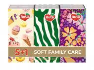Носові хустинки у коробці Ruta Soft Family Care 6 шт.
