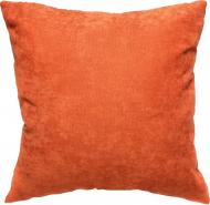 Подушка декоративна Помаранчева 45x45 см помаранчевий