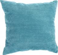 Подушка декоративна 45x45 см блакитний