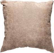 Подушка декоративна 45x45 см мідний