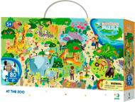 Пазл DoDo Зоопарк 300259