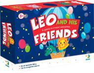 Игра настольная DoDo Лео и его друзья 300210