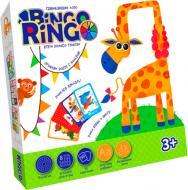 Игра настольная Danko Toys Bingo Ringo (укр) GBR-01-01U