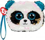 Мягкая игрушка TY кошелек Панда 95236