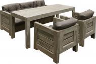 Комплект деревянной мебели Komfu wood 1