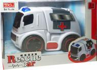 Машинка Devik Швидка допомога 21 см A849569Q-W