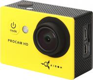 Екшн-камера AIRON ProCam yellow (5945545721555)