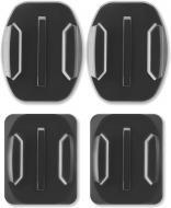 Набір плоских та увігнутих кріплень для екшн-камери AIRON AC09 (4 шт.)
