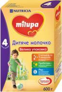 Суха молочна суміш Milupa №4 600 г 5900852940811