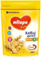 Хлібці Milupa дитячі Пшеничні 100 г 5051594005181