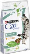 Корм Purina Cat Chow Sterilized з куркою 1,5 кг