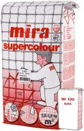 Фуга Mira Supercolour 100 5 кг белый