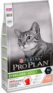 Корм Purina Pro Plan Sterilised з лососем 1,5 кг