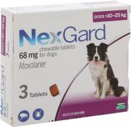 Таблетки Merial Nexgard для собак 10-25 кг 1 шт.