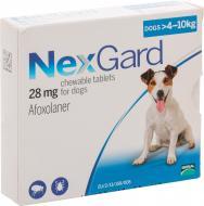 Таблетки Merial Nexgard для собак 4-10 кг 1 шт.