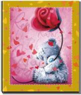 Фотоальбом 10x15 см на 200 фото BKM46200 Baby rose EVG