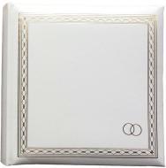 Фотоальбом 10x15 см на 200 фото BKM46200 Wedding white EVG