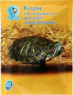 Корм Скалярія для черепах (гранульований) 50 г