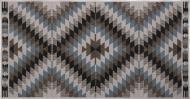 Килим Карат Flat 48601-1-23122 0,8x1,5 м
