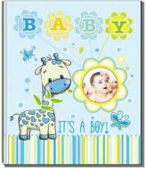 Фотоальбом 30sheet S29x32 Baby blue EVG