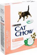 Корм Purina  Cat Chow Sensitive 400 г