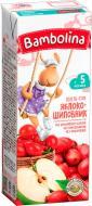 Сік Bambolina яблуко-шипшина 200 мл