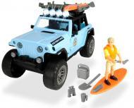 Ігровий набір Dickie Toys Плейлайф Серфер з позашляховиком зі звуковими та світловими ефектами 3834001