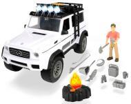 Ігровий набір Dickie Toys Плейлайф Пригоди з позашляховиком зі звуковими та світловими ефектами 3835002