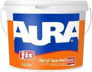 Шпаклевка Aura Fix Akryl Spaсkel 16,5 кг