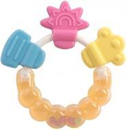 Іграшка-брязкальце Baby Team прорізувач квітка