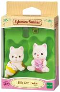 Игровой набор Sylvanian Families Шелковые Котята-двойняшки 5082