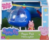 Набор игрушек Peppa Pig Вертолет Пеппы
