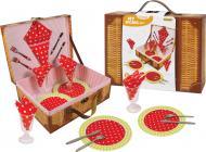 Ігровий набір посуду Champion для пікніку CH52016