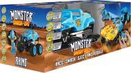 Машинка на р/к Monster Smash-Ups Носоріг Синій