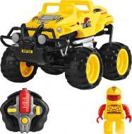 Машинка на р/к Monster Smash-Ups Ті-рекс Жовтий