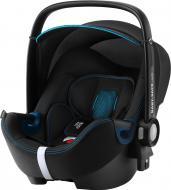 Автокрісло Britax-Romer BABY-SAFE2 i-SIZE Cool Flow чорний із синім 2000033066